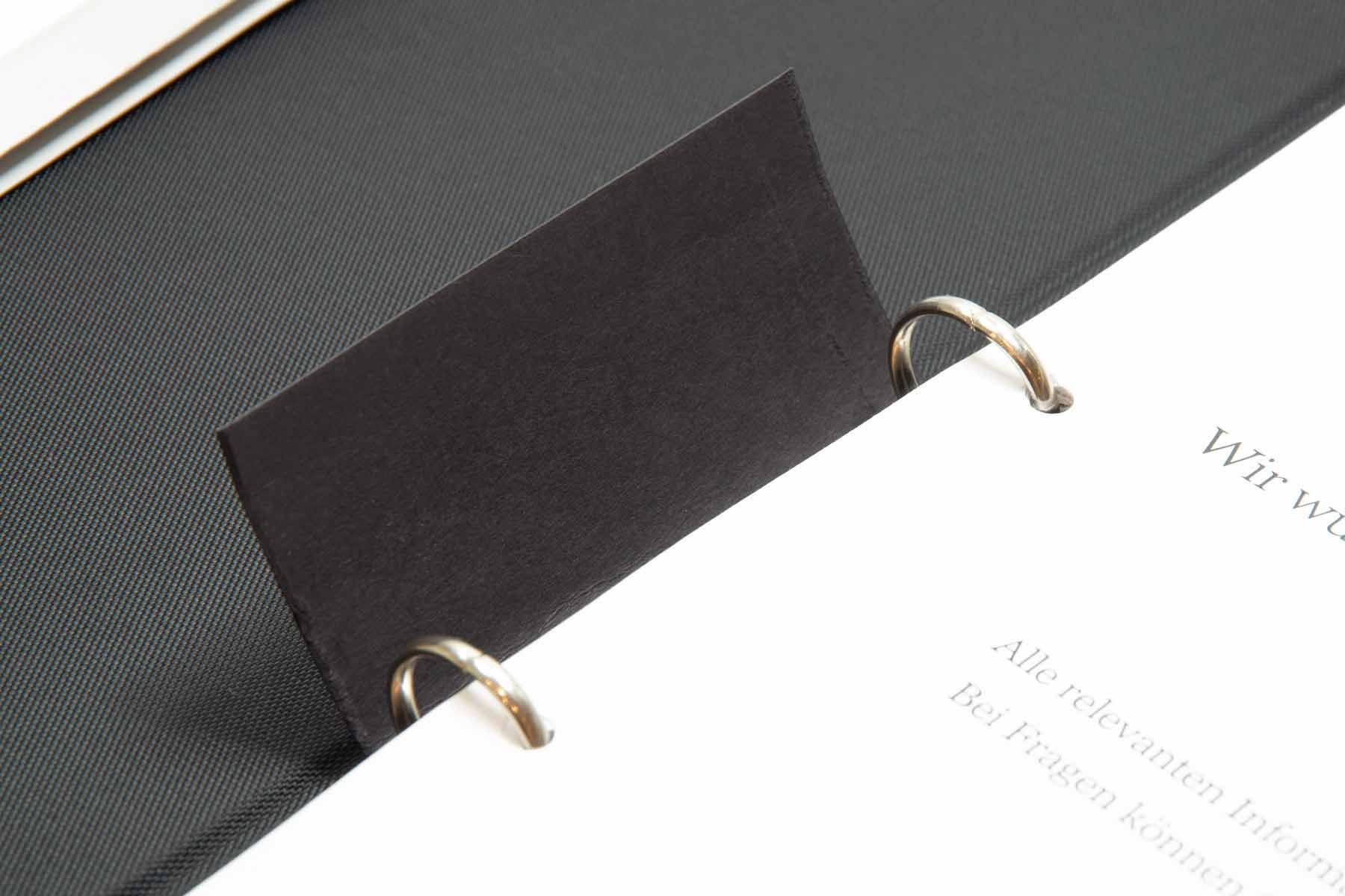Leather Room Folders Hotel Folders Sfp Hospitality Gmbh